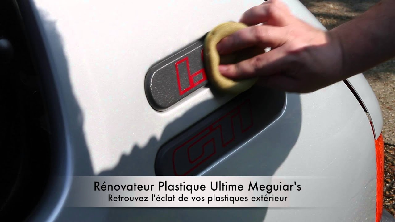 d monstration du r novateur plastique ultime meguiar 39 s youtube. Black Bedroom Furniture Sets. Home Design Ideas