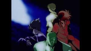 Yu Yu Hakusho - Ending 5 blu ray/full hd 1080p