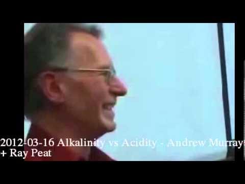 2012-03-16 Alkalinity vs Acidity - Andrew Murray + Ray Peat