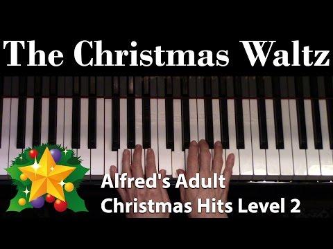 The Christmas Waltz (Early-Intermediate Piano Solo)