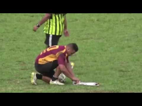 The Tongan Kicking Tee