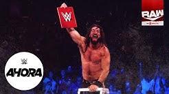 Seth Rollins el nuevo rival de Big E WWE Ahora Oct 25 2021