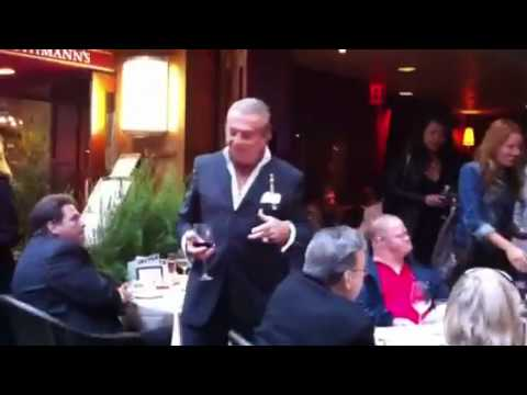 Gianni Russo from The Godfather spotted in Manhattan