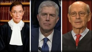 IN MIDDLE OF SUPREME COURT CASE, STRANGE NOISE STOPS EVERYTHING - THEN THEY LOOK BEHIND BENCH