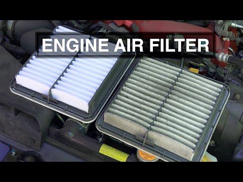 Subaru Crosstrek Charcoal Air Filter Removal | Doovi