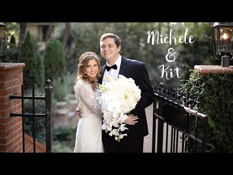 Michele + Kit || Duke Mansion Wedding || Charlotte, NC || Mini Highlights