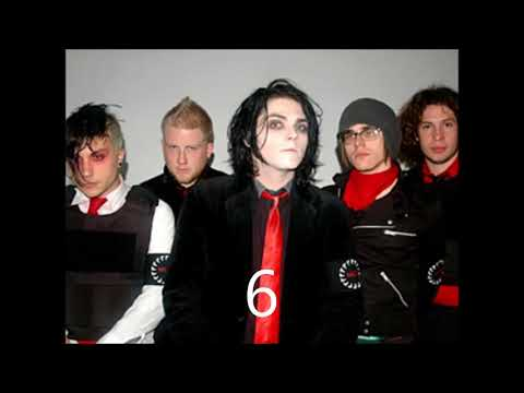 guess the mcr song based on instrumental HARD