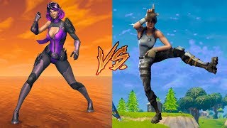 FORTNITE VS ROYAUME ROYALE