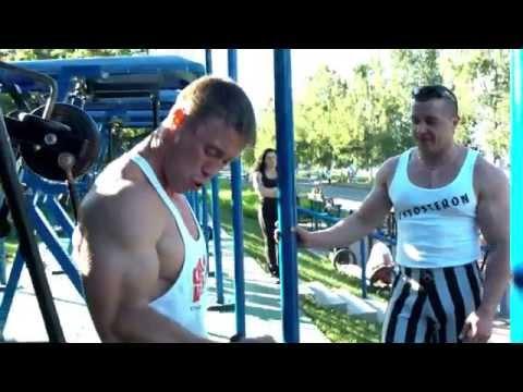 НОВИНКА! MB barbell Парквые тренажеры Street Barbellиз YouTube · Длительность: 1 мин51 с