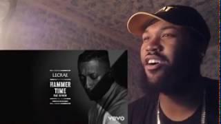 🤙 Lecrae Hammer Time Audio Ft 1k Phew Reaction