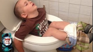 25 доказательств того, что дети могут спать везде