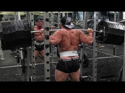 Thumbnail: Brad Castleberry Still Using Fake Weights!