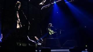 Video Ed Sheeran - Dive | live in cologne 23.03.2017 download MP3, 3GP, MP4, WEBM, AVI, FLV Maret 2018