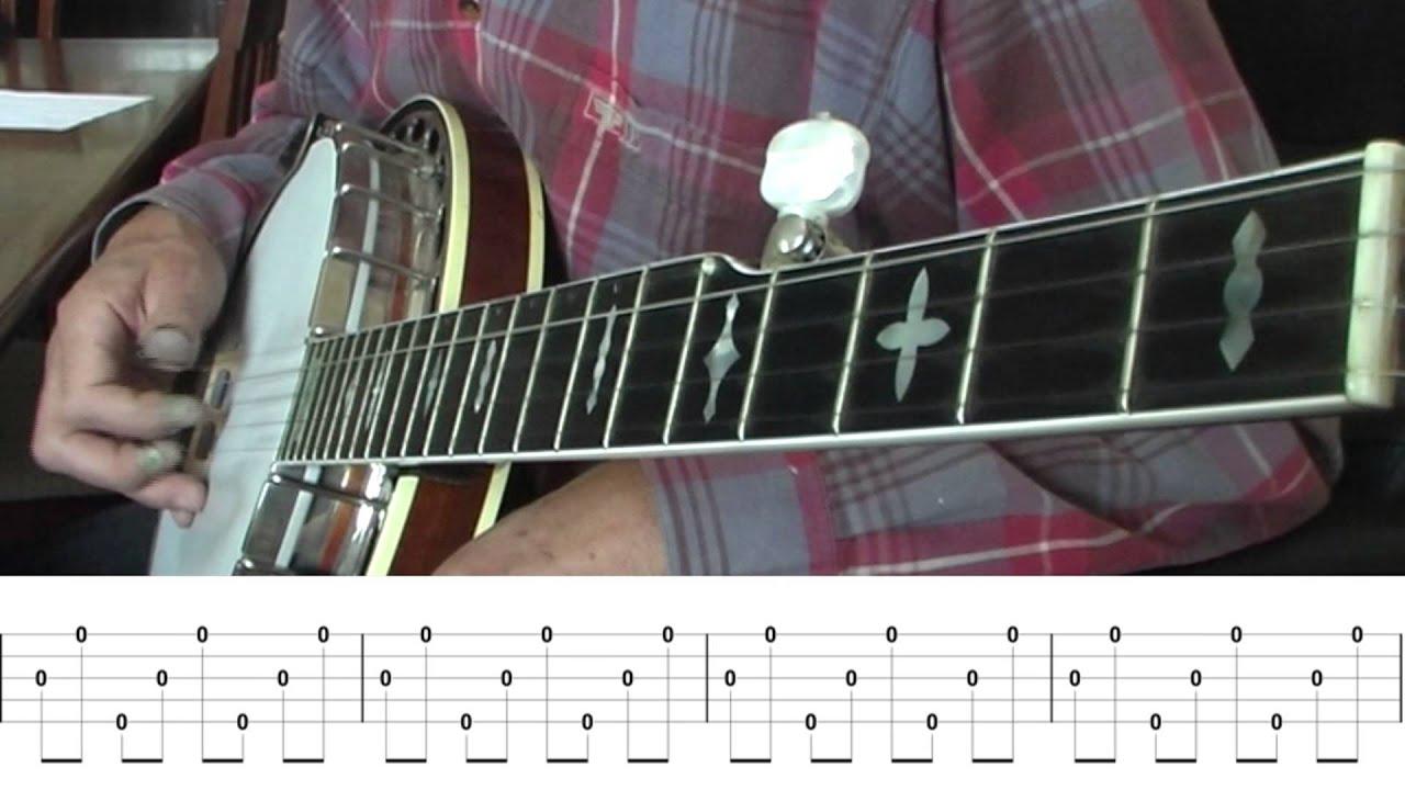 beginning bluegrass banjo lesson 18 some more roll patterns youtube. Black Bedroom Furniture Sets. Home Design Ideas
