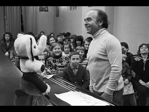 Песни от улыбки: умер композитор Владимир Шаинский