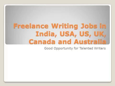 online essay writing jobs in india Freelance writing jobs in india online home:: freelance writing jobs in india online no trouble with youth ki awaaz india's largest freelancing in india on worknhire help me write a compare and contrast essay.