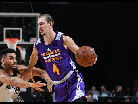 Full Highlights: Alex Caruso Steps Up To Lead Lakers to Win, MGM Resorts NBA Summer League | July 10