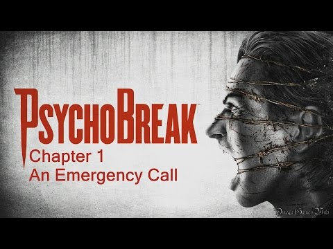 【PS4】サイコブレイク(The Evil Within) - Chapter 1 ・An Emergency Call(Survival No Damage)