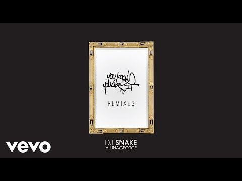 DJ Snake, AlunaGeorge - You Know You Like It (Tchami Remix) (Audio)