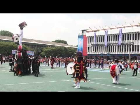 Drumband PIP Semarang Ank LI