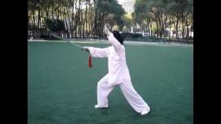 32 Form Tai Chi Sword