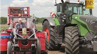 Tractor Pulling Groß Thondorf 2017 -Trecker Treck in Niedersachsen - Biggest Fendt 1050