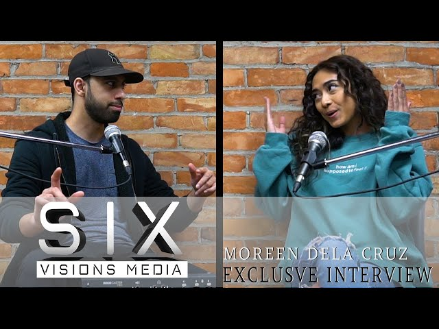 MOREEN DELA CRUZ Interview - Woman In Music, Working 5 Jobs, Being A Celebrity Back Home + More