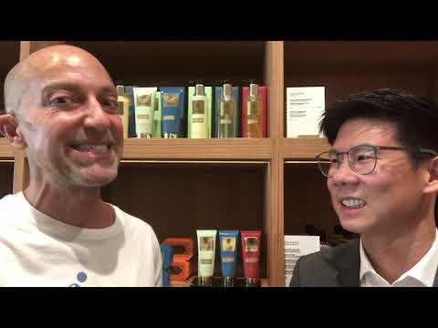 ISPAInterviews with Lawrence Biscontini  Panpuri Wellness Bangkok