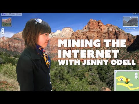 Mining the Internet with Jenny Odell | KQED Arts