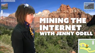 mining the internet with jenny odell   kqed arts