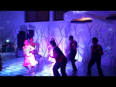 1234 Get on the dance floor chennai express sri lanka wedding dance