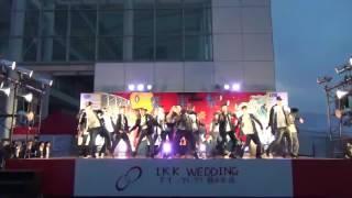 北九大 ひびきの 響嵐祭 opening act 2016