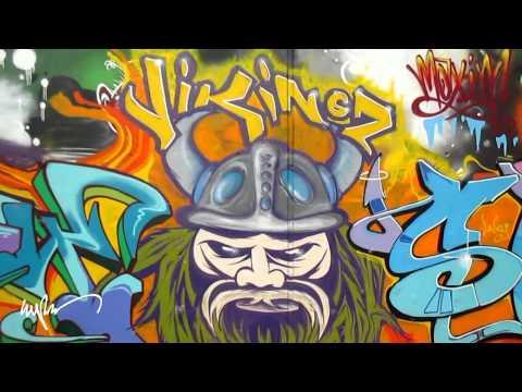 Vikings graffiti the calm before the storm hd youtube for Immagini graffiti hd