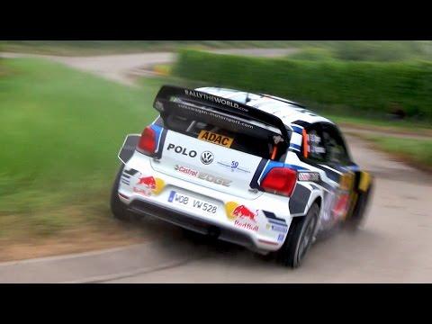 Best of Sébastien Ogier World Rally Champion 2016   VW POLO WRC
