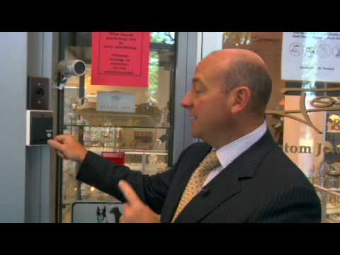 Sonitrol - Jewelry,  Bank & Pawn Shop Security
