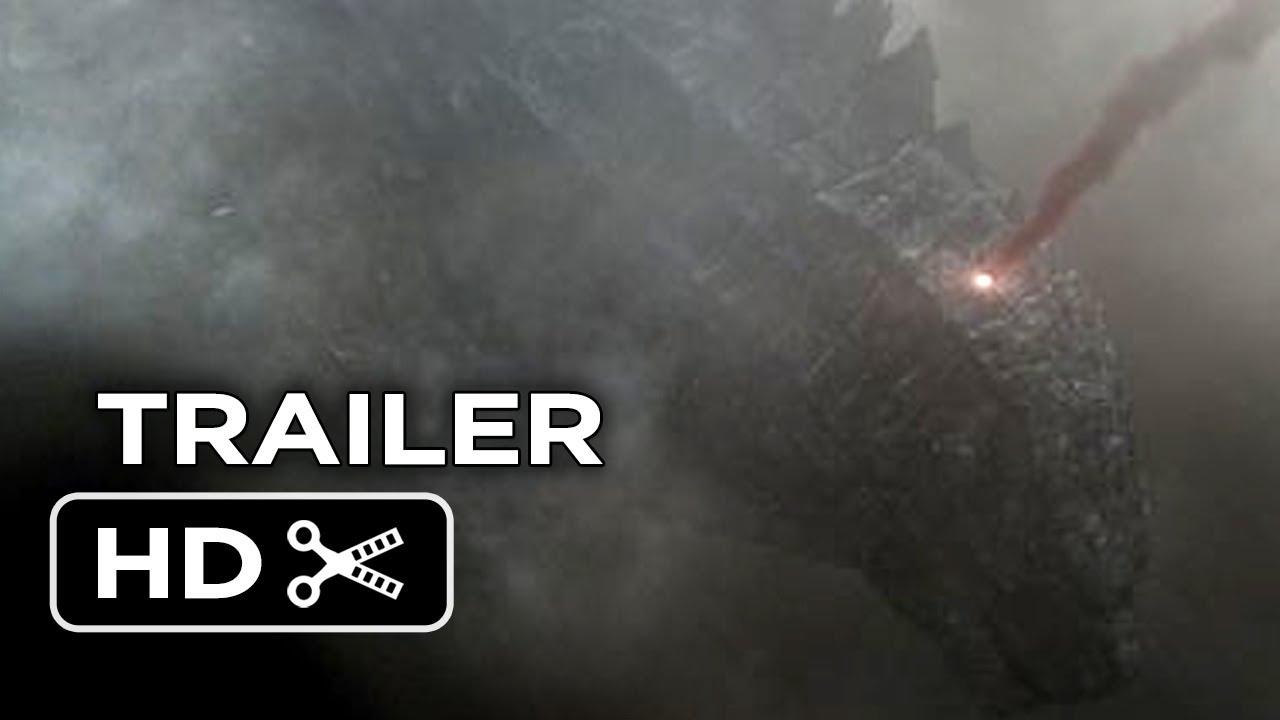 Download Godzilla TRAILER 1 (2014) - Bryan Cranston Monster Movie HD