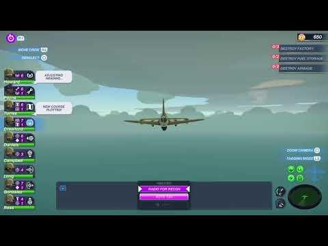 Bomber crew U.S.A.A.F |