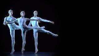 Monotones II - Pas de trois (The Royal Ballet)