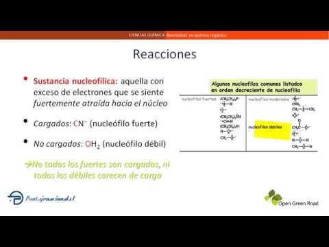nucleofilos y electrofilos pdf