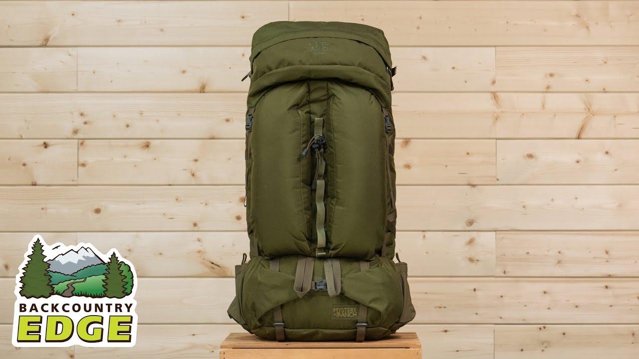 Mystery Ranch Men's Glacier Internal Frame Backpack