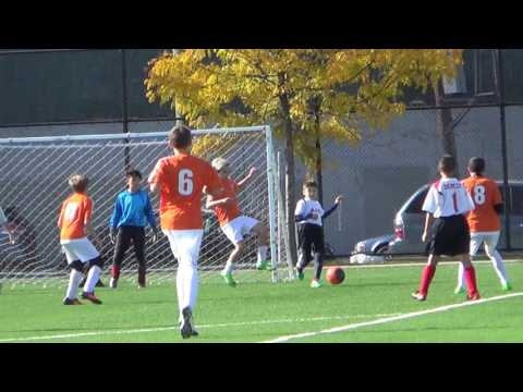 FSC of COLLEGE POINT OUTLAWS vs F C  SELECT FCS 2004 RED 11 05 16 #1