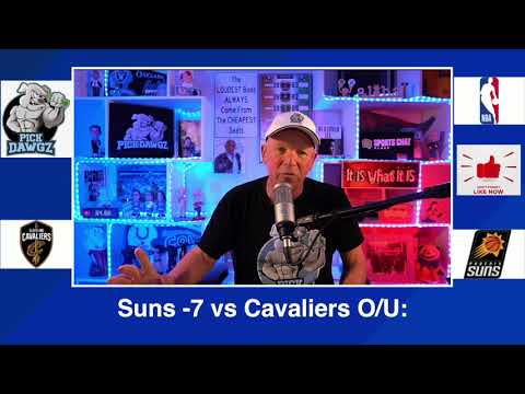 Phoenix Suns vs Cleveland Cavaliers 2/8/21 Free NBA Pick and Prediction NBA Betting Tips