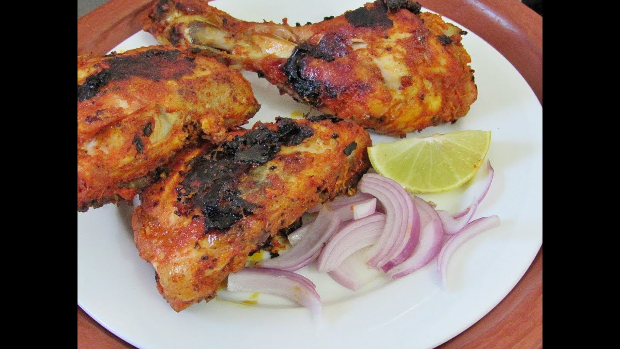 Tandoori chicken recipe in punjabi language
