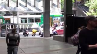 Australia: 'Evil criminal' car-ramming kills 3 in Melbourne