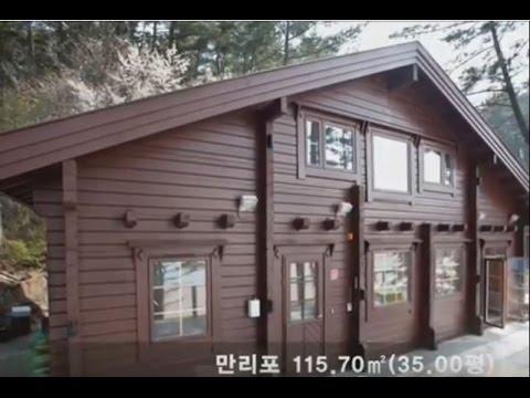 40평소형주택 상기리 통나무집  Doovi