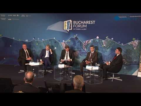 """""""Maintaining Security, Advancing Defense – A Trans-Atlantic Challenge"""" at Bucharest Forum 2017"""