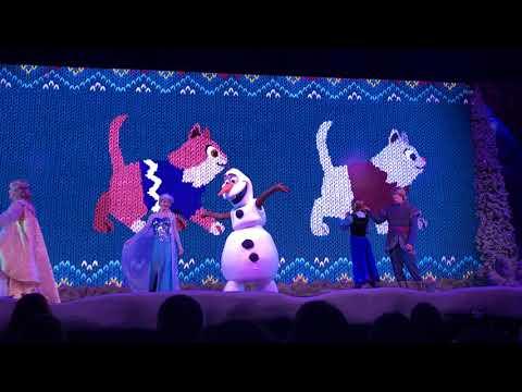 Olafs Frozen Adventure Medley!