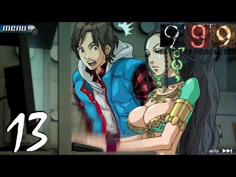 Laboratory-Let's Play 999 Nine Hours Nine Persons Nine Doors Part 13