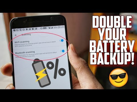 COOL BATTERY HACKS TO EXTEND YOUR PHONE'S BATTERY LIFE!