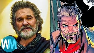 Star-Lord's Father: Comic Book Origins